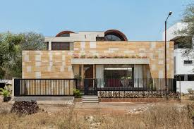 100 Architecture Design Houses A Nashik Home Designed Around Courtyards And Climatic Responses
