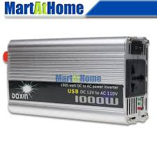 Free Shipping 800W 1000 Watts Auto Truck Boat USB Power Inverter 12V ... How To Install A Car Power Invter Youtube Autoexec Truck Super03 Desk W Power Invter And Cell Phone Mount Consumer Electronics Invters Find Offers Online Equipment Spotlight Provide Incab Electrical Loads What Is The Best For A Semi Why Its Wise Use An Generator For Your Food Out Pure Sine Wave 153000w 24v 240v Aus Plug Cheap 1000w Find Deals On Line At Alibacom Suppliers Top 10 2015 12v Review Dc To Ac 110v 1200w Car Charger Convter
