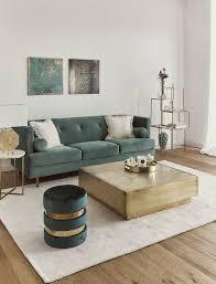 handgewebter viskose teppich wohnzimmer westwing