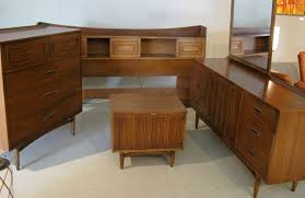 American Of Martinsville Bedroom Set by Mad For Mid Century 2010