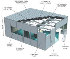cleanrooms hardwall modular clean rooms hardwall design build