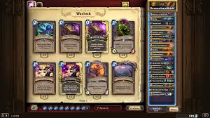 koft handlock is back hearthstone decks