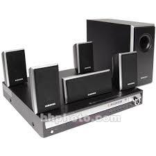 Samsung HT Q40 Home Theater System HTQ40 B&H Video