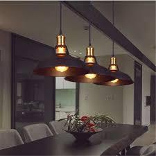 hängeleuchte industrial retro dimmbar und höhenverstellbar pendelleuchte mit e27 leuchtmittel für küche wohnzimmer schlafzimmer restaurant