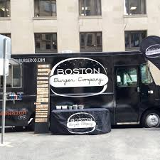100 Food Trucks Boston Ma Burger Company Catering Roaming Hunger