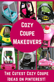 100 Truck Cozy Coupe The Cutest Makeovers EVER Princess Pinky Girl