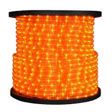 1 2 in 12V Amber Rope Light 13MM AM 150 12V