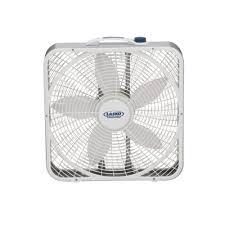 Lasko Floor Fan Home Depot by Lasko 20 In 3 Speed Weather Shield Performance Box Fan 3720 The