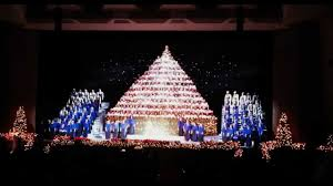 Bellevue Baptist Church Singing Christmas Tree Youtube by Angels We Have Heard On High By Singing Christmas Tree Portland