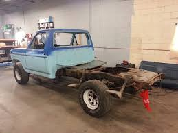 100 Ford Truck Restoration 1983 F150 4x4 Restoration Is Coming Along F150 Forum