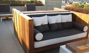 Image Of Modern Homemade Outdoor Furniture