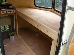faire lit superpose caravane caravane personnes chambre personne
