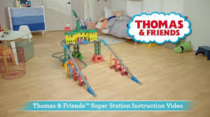 Thomas The Train Tidmouth Shed Instructions by Thomas U0026 Friends Super Station Fgr22 Fisher Price