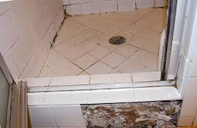 how to clean mildew and black mold from shower tile orange mold
