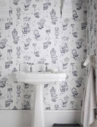 tapeten für badezimmer und küche inspiration
