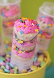 Wedding Cake Push Pops Mon Cheri Bridals