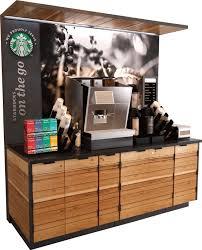 StarbucksR On The Go Kiosk