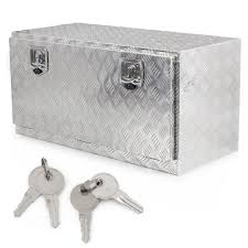 Custom Aluminium Diamond Plate Two Locks Truck Tool Box - Buy ...
