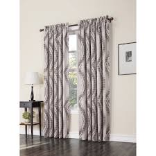 Walmart Better Homes And Gardens Sheer Curtains by Better Homes And Gardens Crushed Room Darkening Curtain Panel