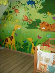 chambre de b b jungle 39 sensationnel concept chambre bébé jungle inspiration maison