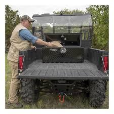 100 Atv Truck ATV Storage Box UWS ATVBLK Titan Equipment And Accessories