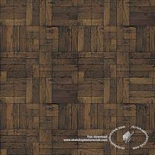 PREVIEW Textures ARCHITECTURE WOOD FLOORS Parquet Square Old Dark Wood Flooring Texture Seamless 20301