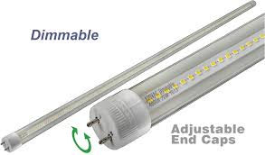 led t8 lights 4 ft dimmable 17 watts replaces 32 to 36w
