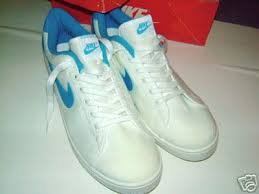 3a 1 B Another Pair Of Canvas Vintage Nike Tennis Shoes