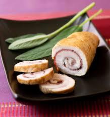 sauge cuisine recettes saltimbocca de dinde à la sauge les meilleures recettes de cuisine