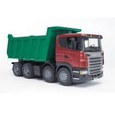 Bruder Scania R Series Tipper Truck - Jadrem Toys