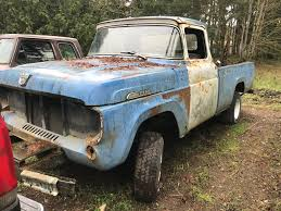 100 1957 Ford Truck For Sale Napco 4x4 Used F100 For Sale In Graham