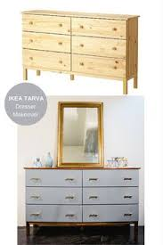 tarva 6 drawer dresser dresser makeover ikea tarva 6 drawer gets a mid century look