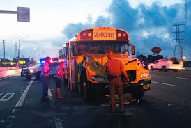 School Bus Driver Cited In Crash With Semi-truck | Crime, Crashes ... Michigan 18 Wheeler Truck Accidents Semi Lawyer Morgan Stanley Likes The Idea Of A Tesla Semitruck Business Insider Daimler Vision One Electric Semi Truck Promises 215 Miles Range Commentary Electric Trailer Cant Compete Fortune Selfdriving Trucks Hit The Highway For Testing In Nevada Benefits Natural Gas Engines Sell Your Trailers Repocastcom Inc Volvos New Trucks Now Have More Autonomous Features And Apple With 2019 Ats 131x American School Bus Driver Cited In Crash Crime Crashes How To Avoid With Semitrucks North Carolina Mike Lewis Wikipedia