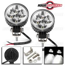 2pcs 3in 12W 4 LED Work Light Bar Fog Rowe Offroad BOAT TRUCK ATV ... New 2018 Roush F150 Grill Light Kit Offroad Ford Truck 18 Amazoncom Led Bar Ledkingdomus 4x 27w 4 Pod Flood Rock Lights Off Road For Trucks Opt7 Hid Lighting Cars Motorcycles 18watt Vehicle Work Torchstar Buggies Winches Bars 2013 Sema Week Ep 3 Youtube Shop Blue Hat Remotecontrolled Safari With Solicht Free Shipping 55 Inch 45w Driving Offroad Lights Spot Flood 60w Cree Spot Lamp Combo 12v 24v Amber Kits 6 Pods Boat 4x4 Osram Quad Row 22 20 Inch 1664w Road