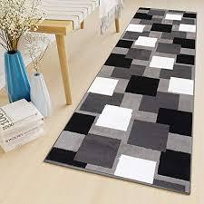 schwarz läufer und weitere teppiche teppichboden