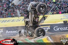 100 Monster Truck Freestyle Monsterjamworldfinalsxixfreestyle032 Over Bored