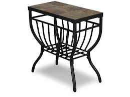 Mathis Brothers Patio Furniture by Ashley Antigo Chairside End Table Mathis Brothers Furniture