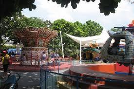Bermain Di Kids Fun Parcs Sleman Yogyakarta
