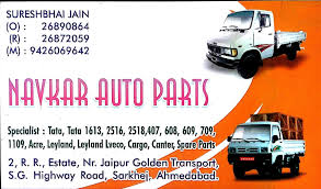100 Truck Part Specialist Navkar Auto S Photos Sarkhej Ahmedabad Pictures Images