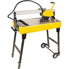 qep 24 inch bridge tile saw with water system the home depot canada