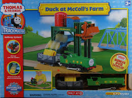 Thomas The Train Tidmouth Sheds Playset by Image Trackmaster Hittoycompany Duckatmccoll U0027sfarmbox Jpg