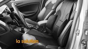 siege auto pour mal de dos ad just la solution au mal de dos en voiture