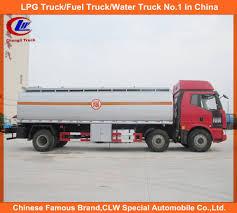 100 Used Fuel Trucks Tanker Faw 6x2 Oil Tanker Truck 8 Wheels Truck For