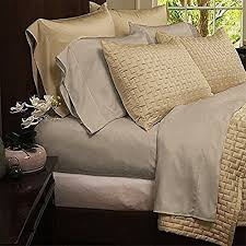 Home Bamboo Blend Luxury Bed Sheets Eco friendly Hypoallergenic