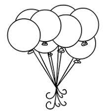 The Balloons And Circle