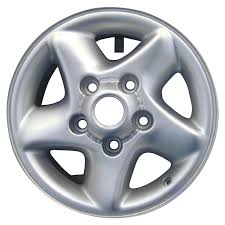 100 Truck Rims 4x4 Details About 02067 Refinished Dodge 1500 Series 19962001 16 In Wheel Rim Silver
