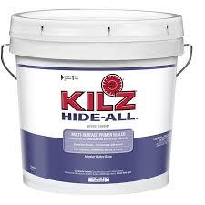 Shop KILZ Hide All Interior Latex Primer Actual Net Contents 256