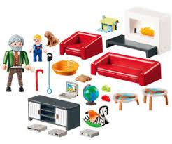 playmobil dollhouse gemütliches wohnzimmer 70207 ab 13