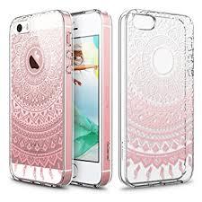 coque iphone se mandala esr iphone 5s 5 se coque silicone