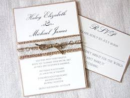 Rustic Wedding Invitations Cheap For Your Inspiration To Create Design Look More